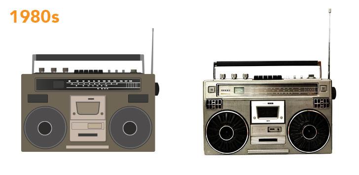 Radio Icons for World Music Day Image