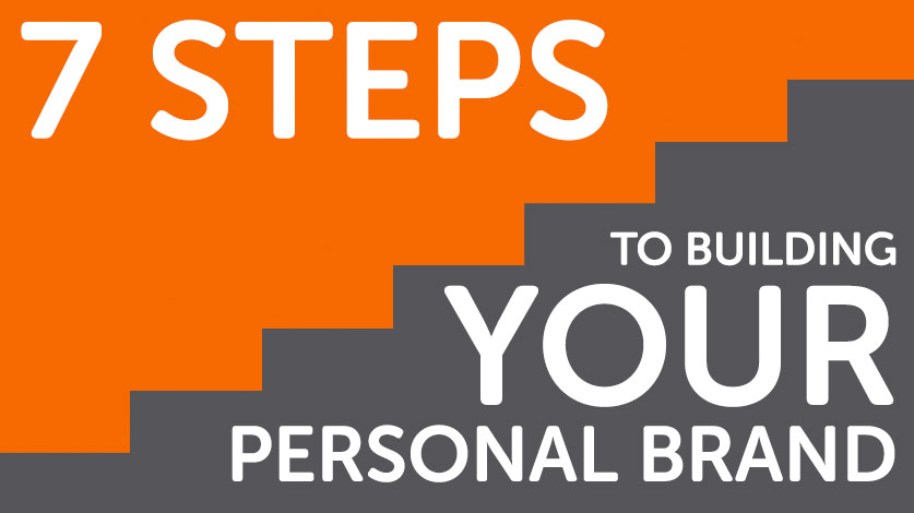 7 Steps to build your personal brand