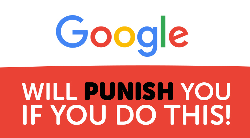 Mobile interstitial penalty: Why Google will punish you