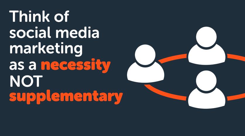 Social Media Is A Necessity