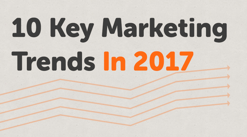 10 Key Marketing Trends In 2017 Image