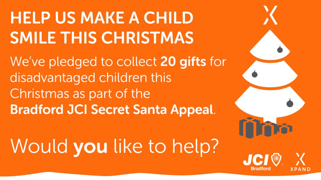 Help Us Make A Child Smile This Christmas Image