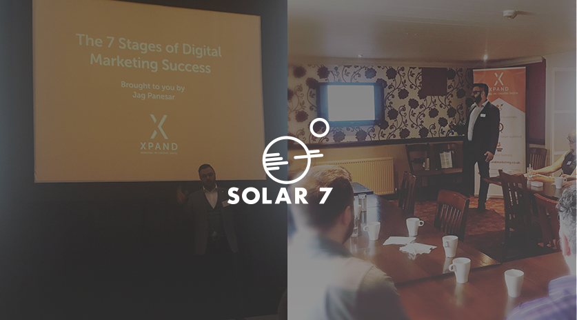 We've been busy launching the SOLAR 7 marketing model