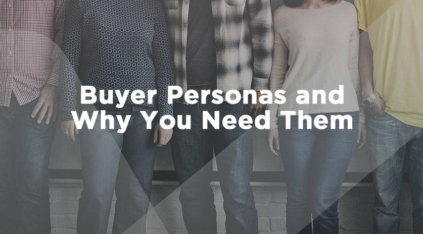 When creating your marketing strategy, one of the key things you need is an understanding of your target audience. That's where buyer personas come in.