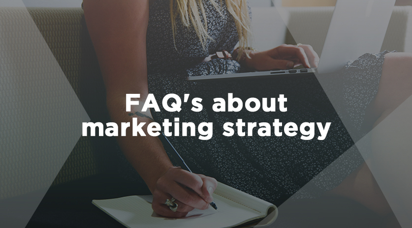 FAQs about Marketing Strategy Image