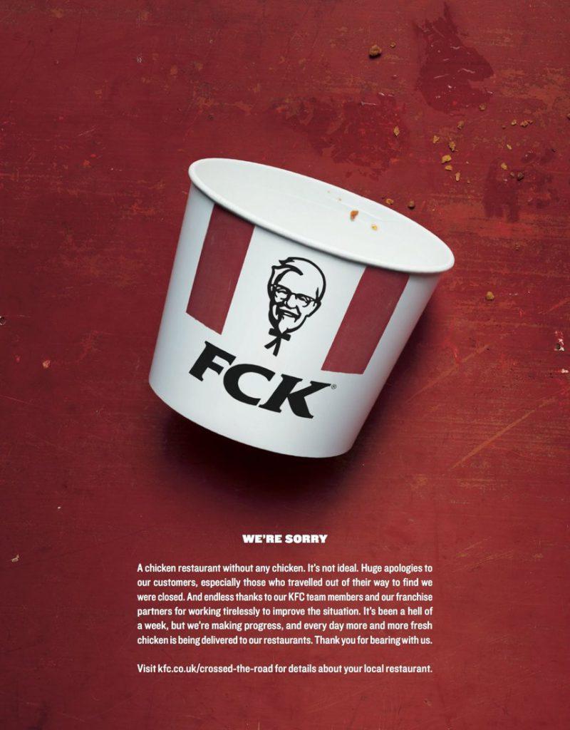 KFC PR