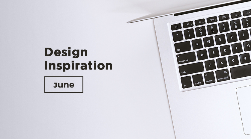 Design Inspiration: June 2018 Image