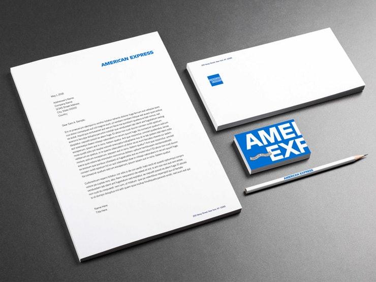 American Express Rebrand