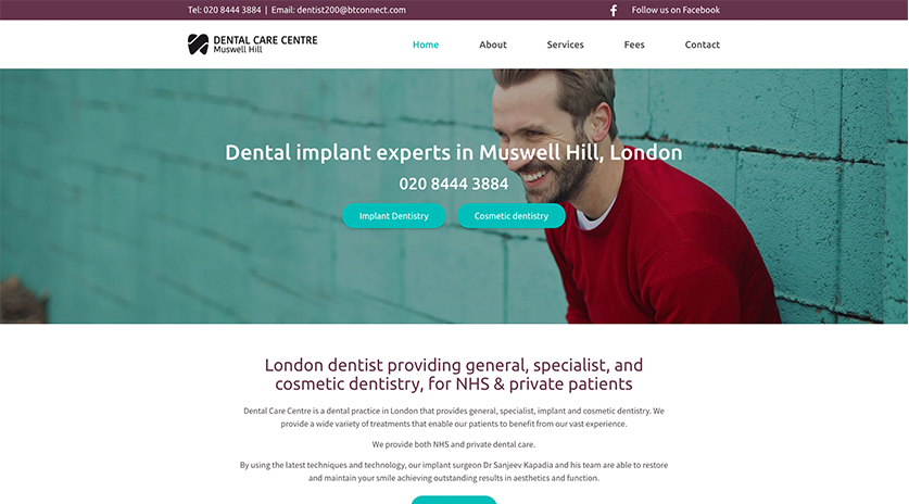 Muswell Hill Dental Care Centre