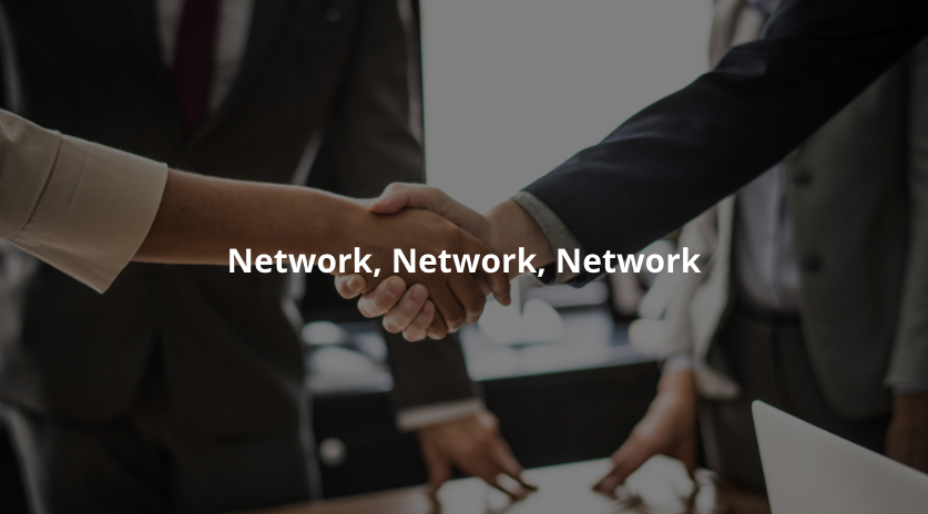 Network, Network, Network! Image