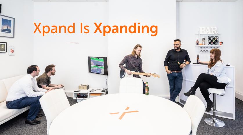 Xpand Is Xpanding
