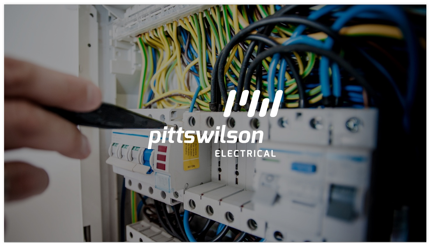 Pitts Wilson Electrical logo