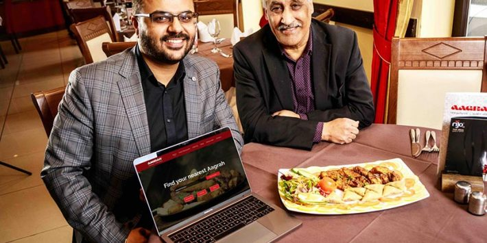 Xpand cooks up new website for Yorkshire chain of restaurants