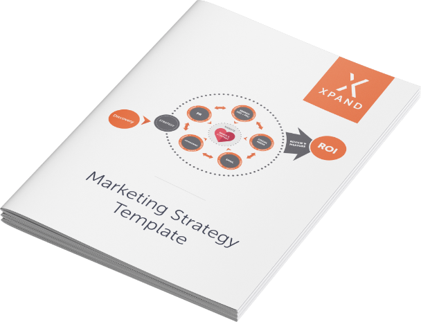 Xpand Marketing Strategy template