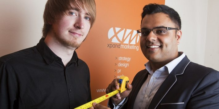 Jag's delighted to see Bradford firm 'Xpand'