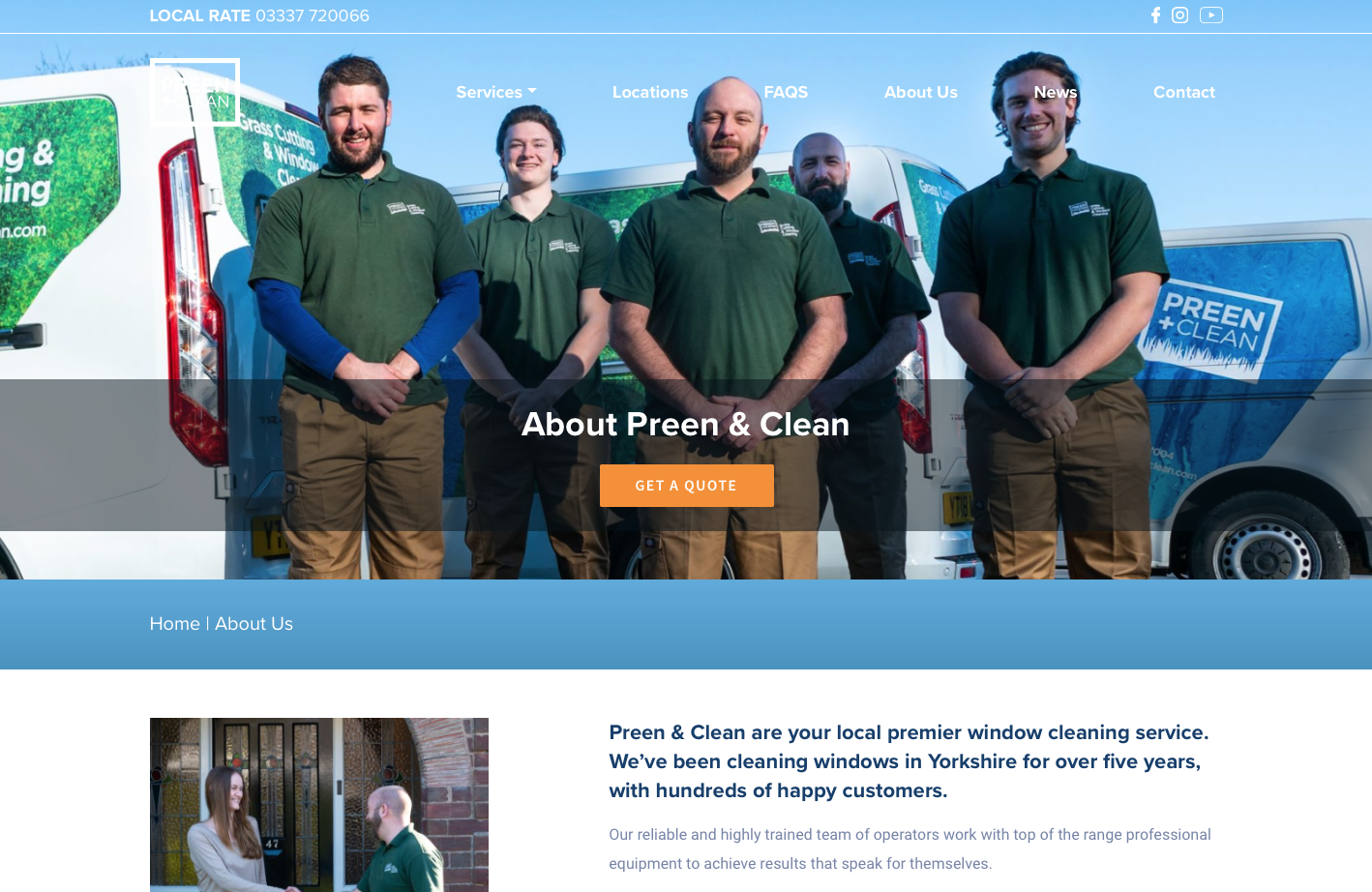 Preen-and-Clean-Website