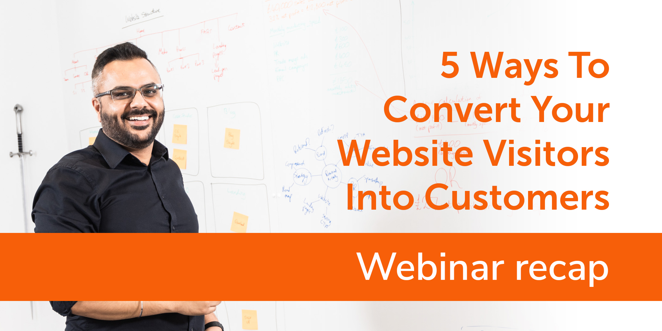 5 Ways To Win More Business From Your Website - Webinar Recap
