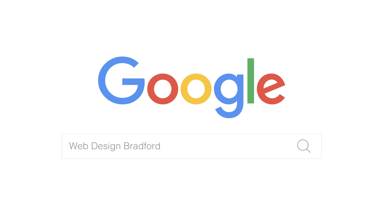 Google Search Web Design Bradford